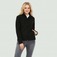 UC613 Ladies classic Soft shell Jacket