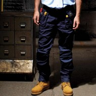 Heavy Duty Multi-Pocket Trousers